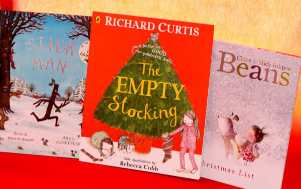 selection of waterstones christmas books #ad