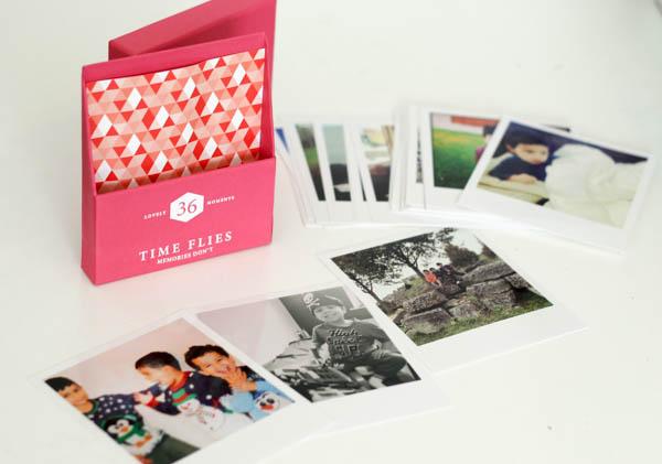 polagram photo giftbox