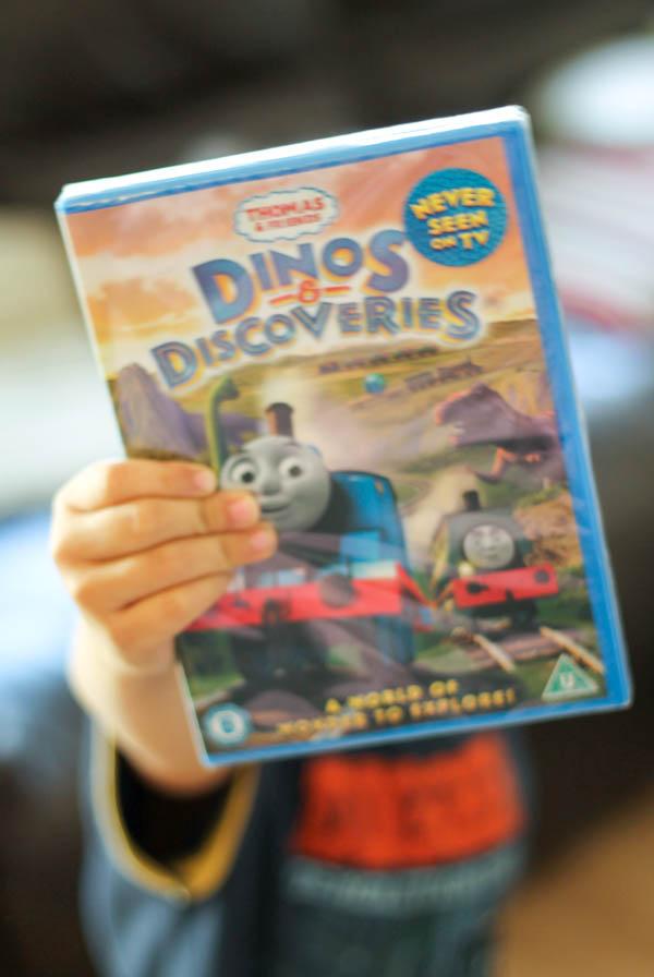 Thomas & Friends Dinos & Discoveries