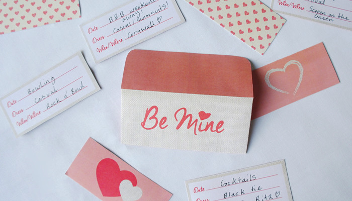 printable valentines day date night cards