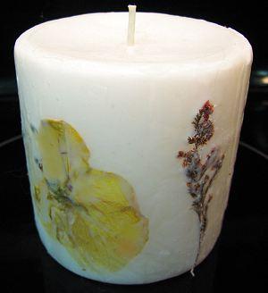Candle-Finished