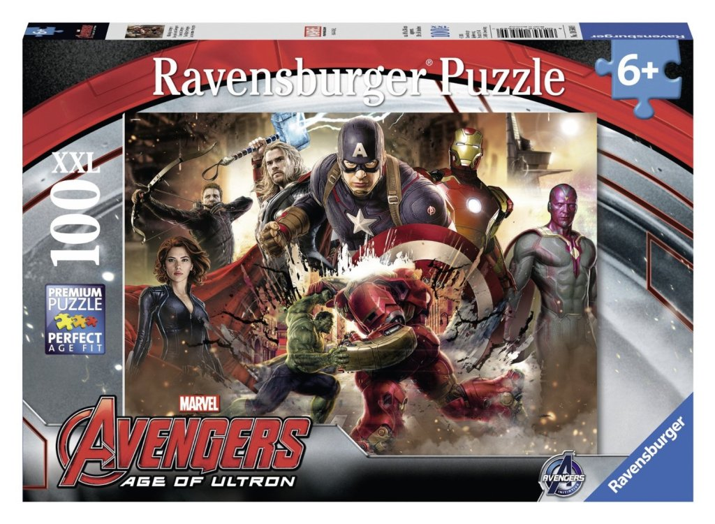 Ravensburger Avengers age of Ultron