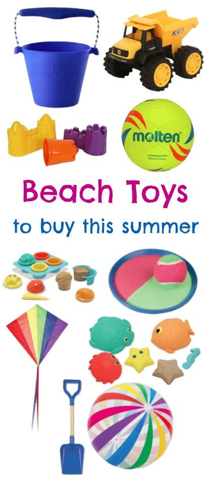 Printable Beach Checklist - In The Playroom - printable checklist