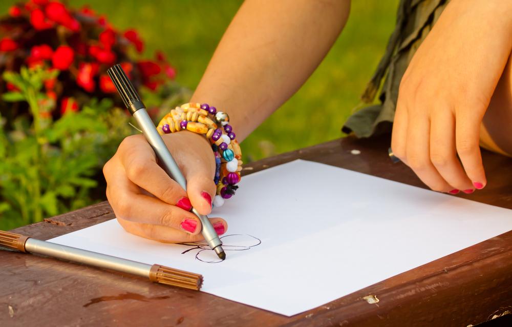 Make a nature journal
