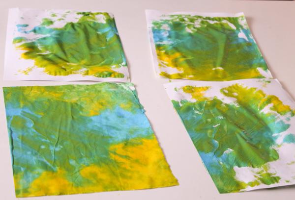 colour mix prints
