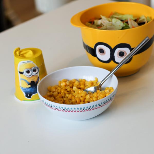 minion salad