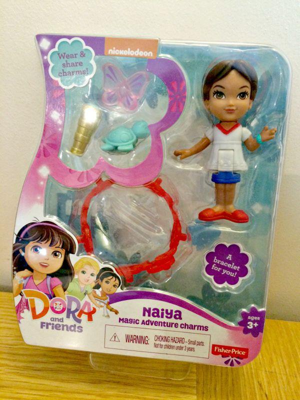 Dora and friends naiya magic adventure charms
