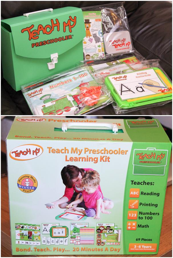 how to teach my preschooler to read