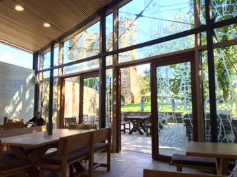 battle abbey cafe