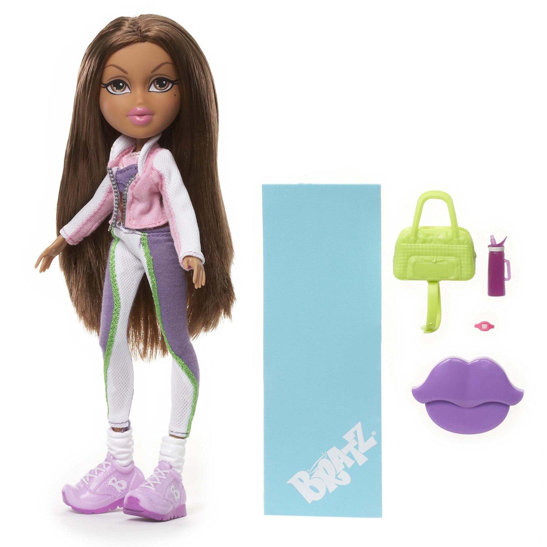 Bratz Fitness doll Yasmin