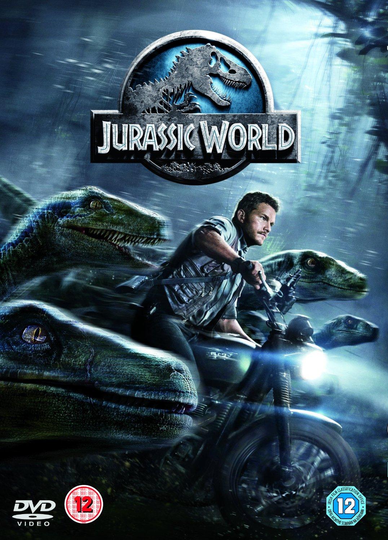 jurassic world cover
