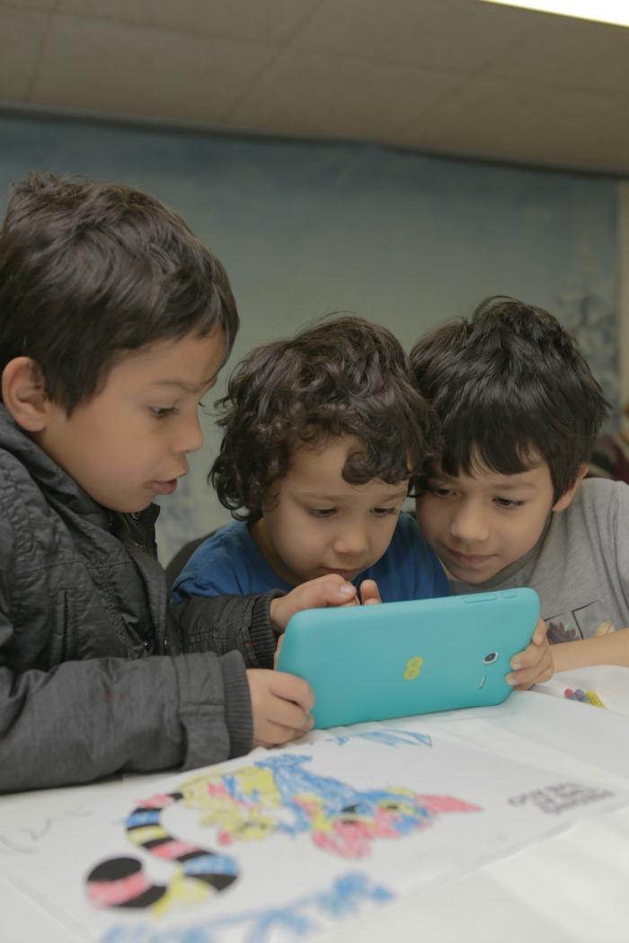 EE Robin Kids 4G Tablet