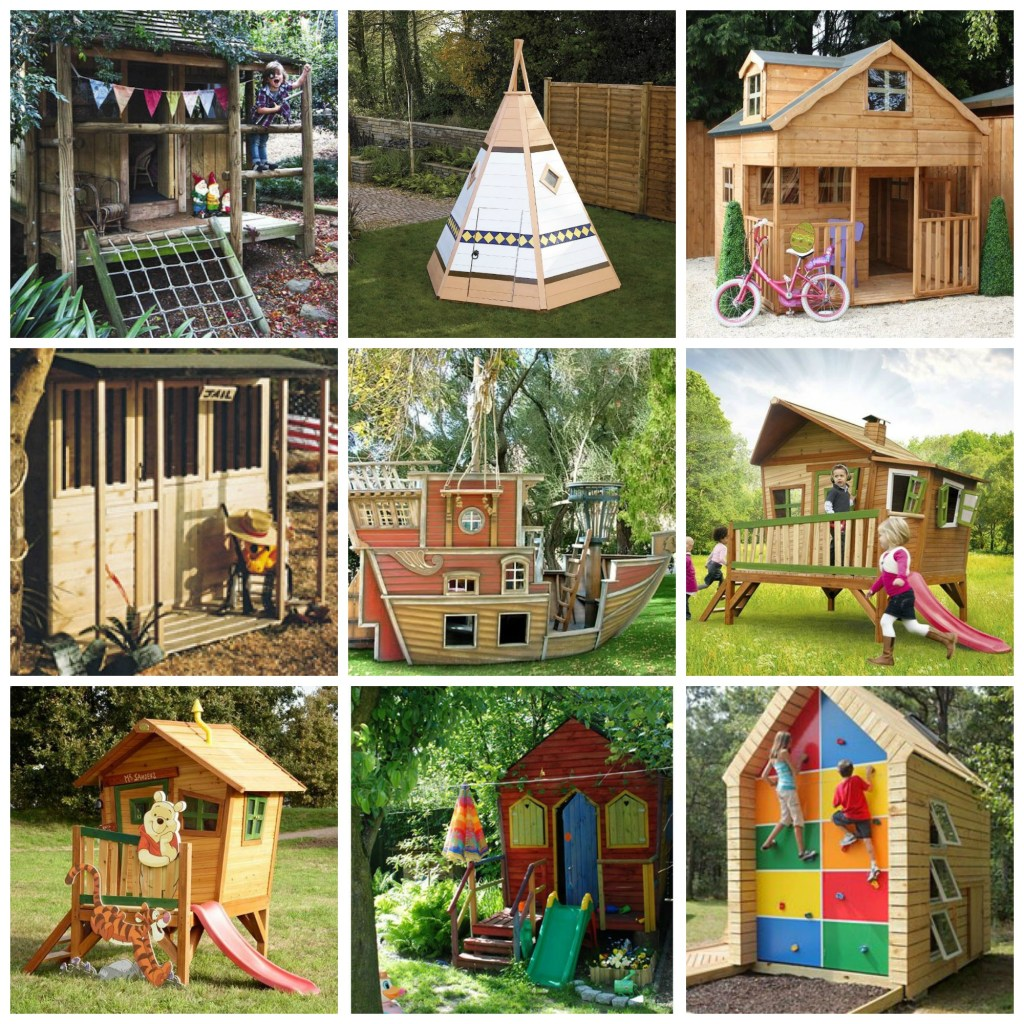 awesome cool playhouses for kids