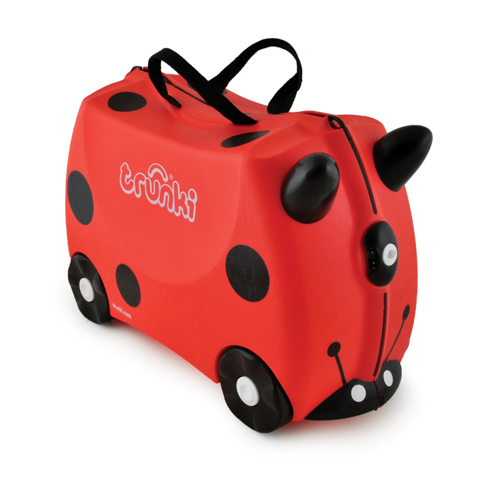 Trunki Harley the Ladybird giveaway