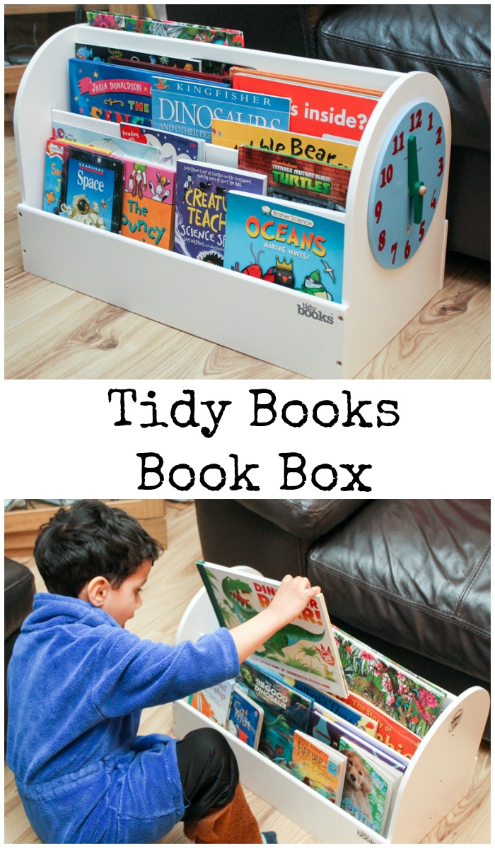 tidy books book box review
