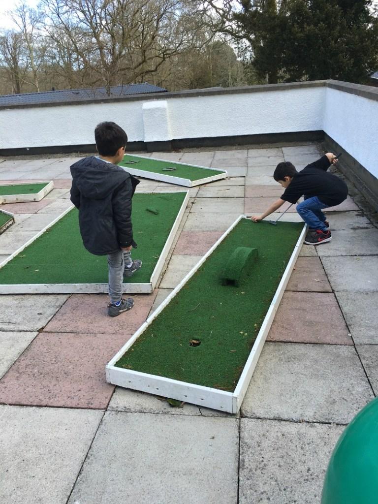golf at john fowler st ives holiday village cornwall