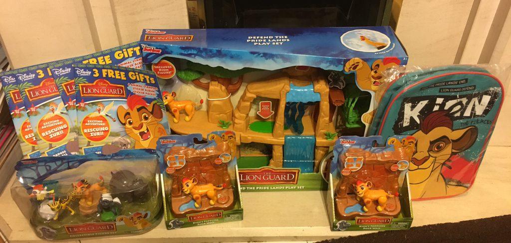 Disney The Lion Guard Toys