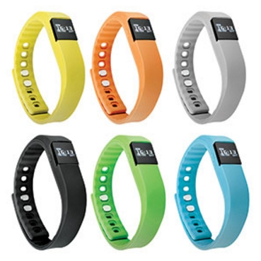 All day long Logo Placement- Fitness Trackers In the Present