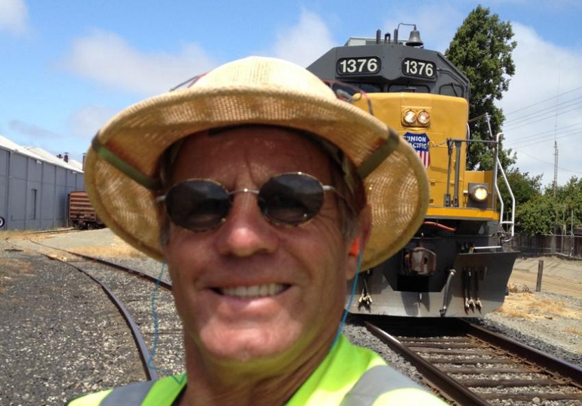 Railroad Conductor \u0027Railroading Has Changed So Much\u0027 - frieght conductor