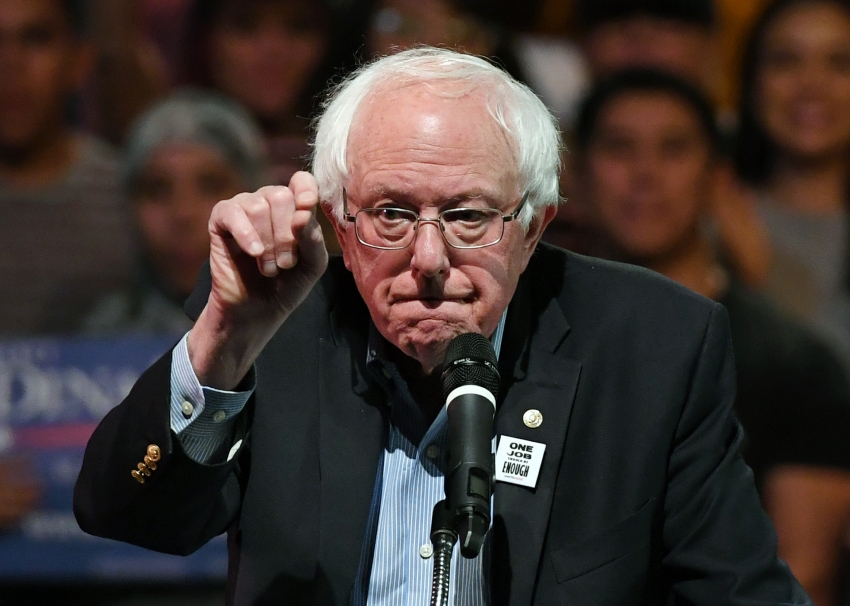 Bernie to Walmart Pay Your Workers $15 an Hour, or Else