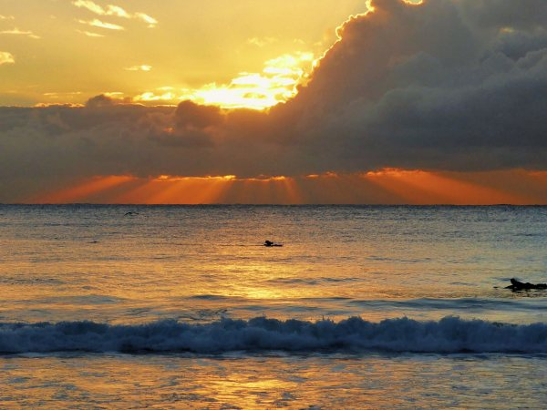Manly Beach Sunrise