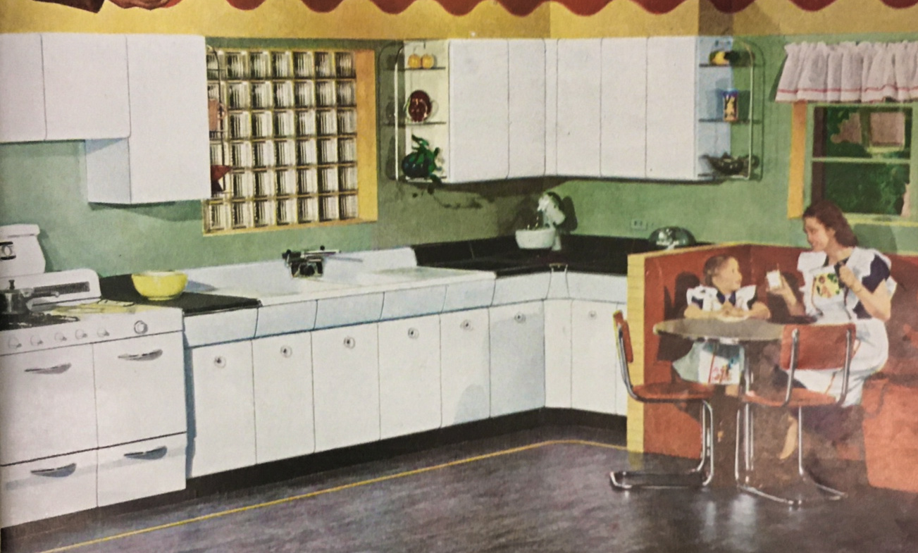 1940s In The Vintage Kitchen Where History Comes To Eat