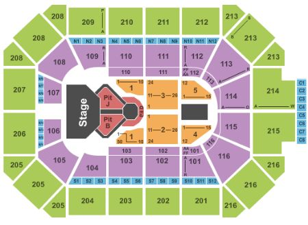 Allstate Arena Tickets and Allstate Arena Seating Chart - Buy