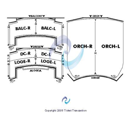 Atlanta Symphony Hall Tickets and Atlanta Symphony Hall Seating