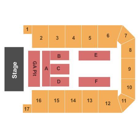 canton civic center seating chart - Mersnproforum