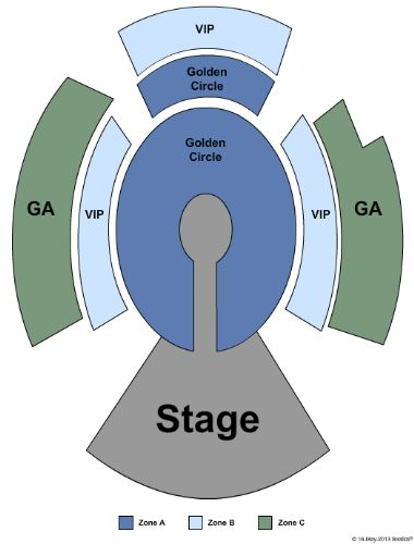 Crown Theater Las Vegas Seating Chart