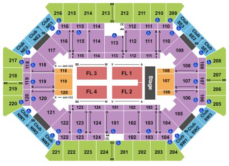 leon county civic center seating chart - Bogasgardenstaging