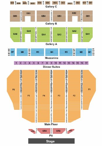 Fox Theatre Tickets and Fox Theatre Seating Chart - Buy Fox Theatre