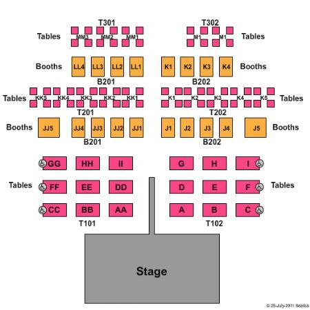 Harrahs Laughlin Fiesta Showroom Tickets and Harrahs Laughlin Fiesta
