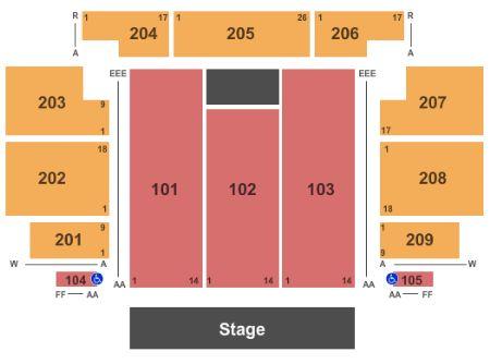 Harrah\u0027s Laughlin Rio Vista Outdoor Ampitheatre Tickets and Harrah\u0027s