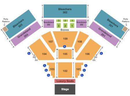 Laughlin Events Center Tickets and Laughlin Events Center Seating