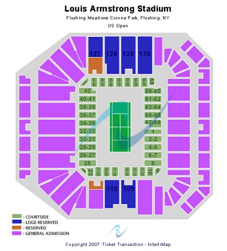Louis Armstrong Stadium Tickets and Louis Armstrong Stadium Seating