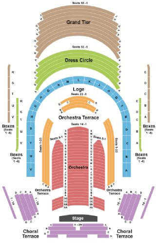 Meyerson Symphony Center Tickets and Meyerson Symphony Center