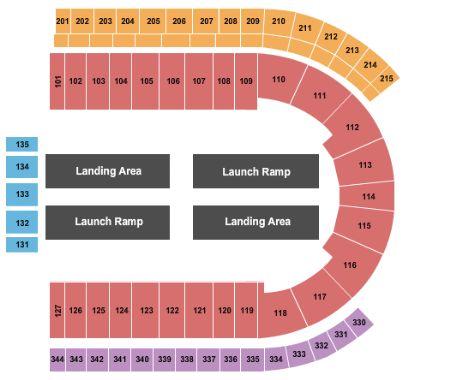 Nippert Stadium Tickets and Nippert Stadium Seating Chart - Buy
