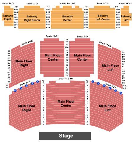 paramount seattle seating chart new 35 elegant paramount theater