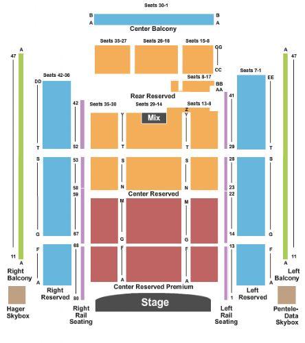 Penns Peak Tickets and Penns Peak Seating Chart - Buy Penns Peak Jim