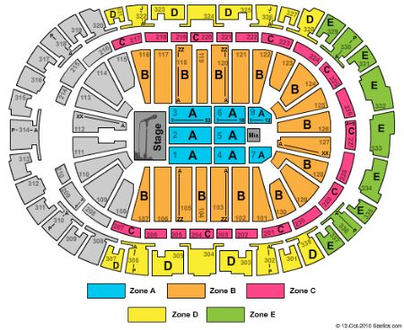 Pnc Arena Seating Chart Elcho Table