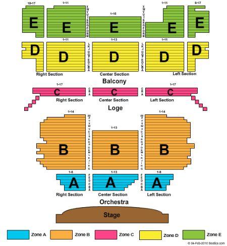 saenger theater seating chart Brokeasshome