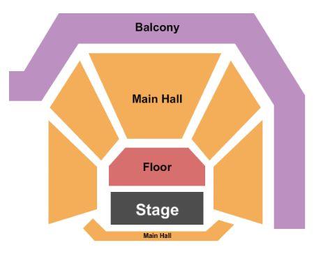 SFJAZZ Center - Miner Auditorium Tickets and SFJAZZ Center - Miner