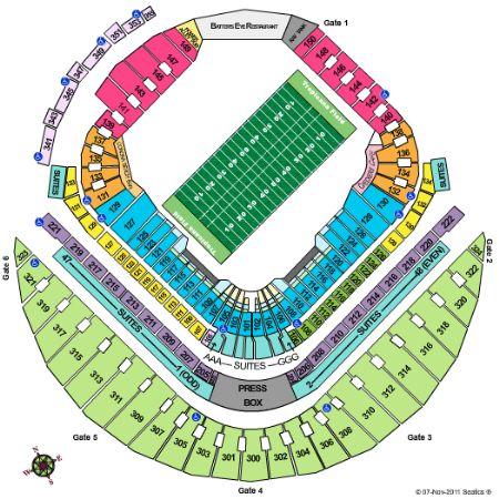 tropicana field seating chart - Honghankk