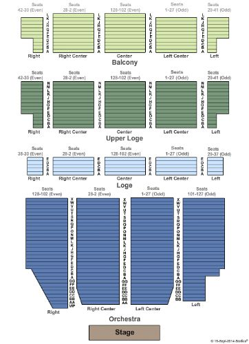 United Palace theater Seating Chart Chart Designs Template