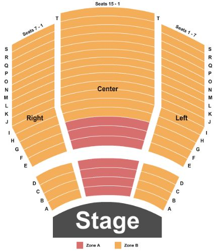 Tulsa Performing Arts Center - Williams Theatre Tickets and Tulsa
