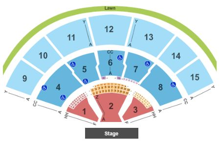 Xfinity Center Mansfield Ma Seating Chart With Rows Elcho Table
