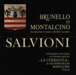 salvioni Brunello