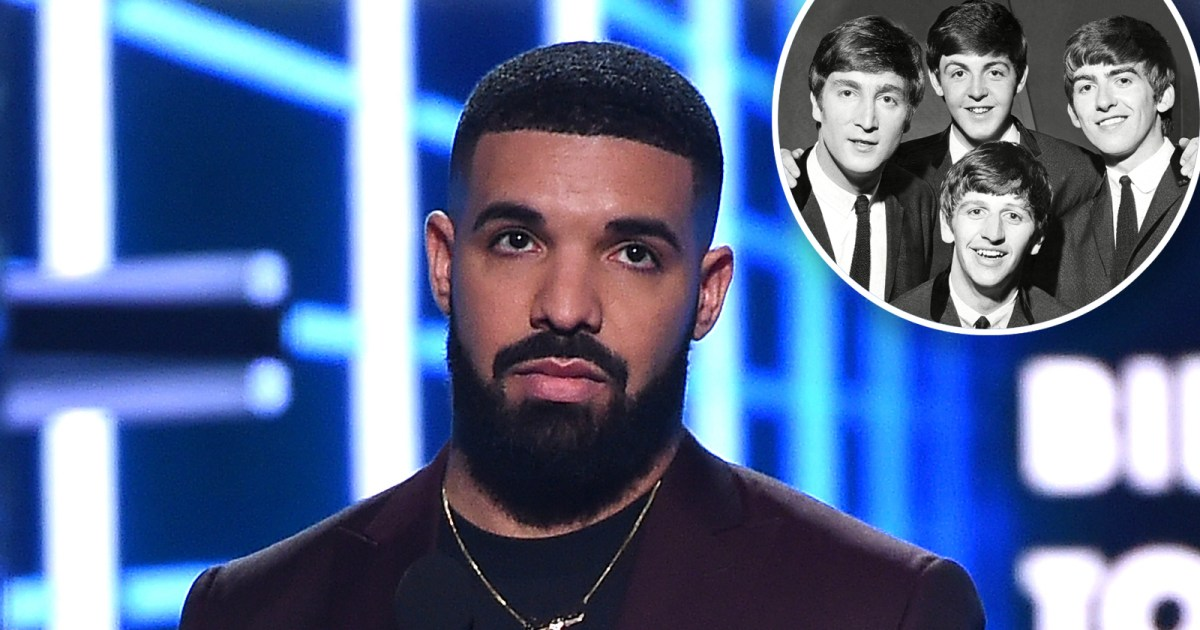 Toddler 2 Years Old Drake Is Being Trolled Over His New Tattoo Of The Beatles