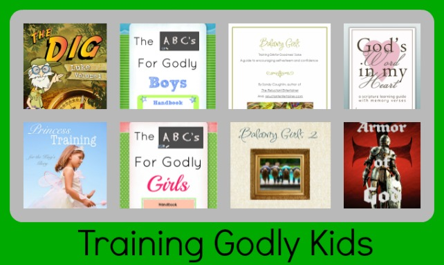 Training Godly Kids